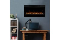 Dimplex walmount or insert fireplace 34``Prism