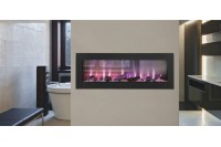 Napoleon Clearion 2 sides fireplace 50''