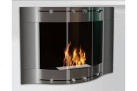 Decoflame Wave ethanol fireplace